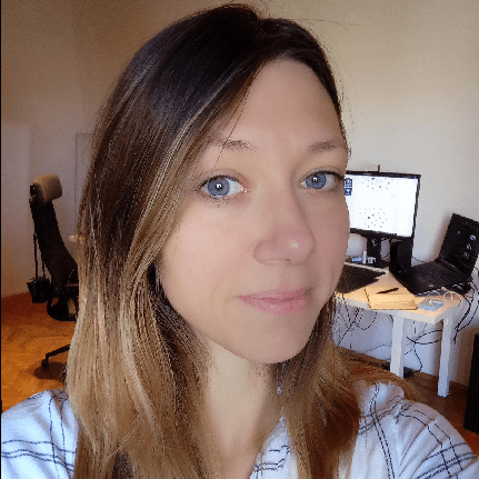 Maja Mitic, Head of Design and Branding, Serbia