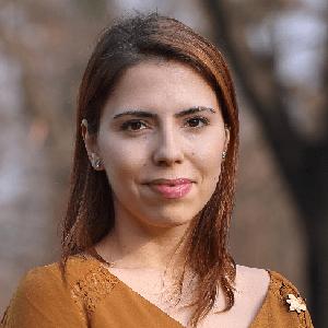 Teodora Puiu, Project Manager, Romania